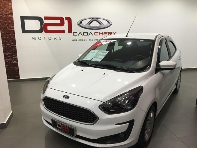 2019 Ford KA 1.5 Ti-vct SE Plus