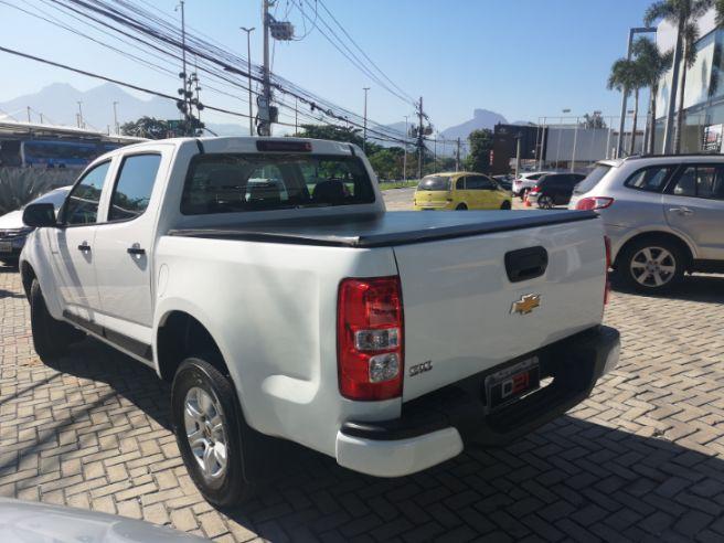 2018 Chevrolet S10 2.5 Advantage 4X2 CD 16V