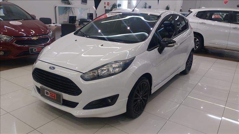 2015 Ford FIESTA 1.6 Sport Hatch 16V