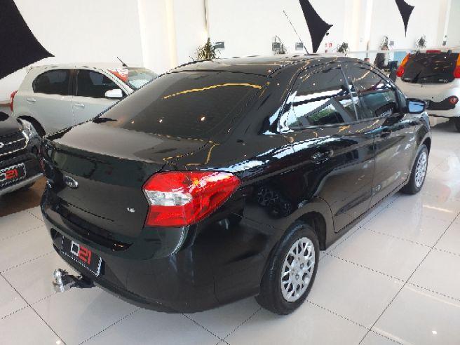 2017 Ford KA + 1.5 SE 16V