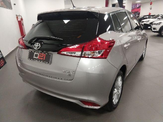 2019 Toyota YARIS 1.3 16V XL Plus Tech Multidrive