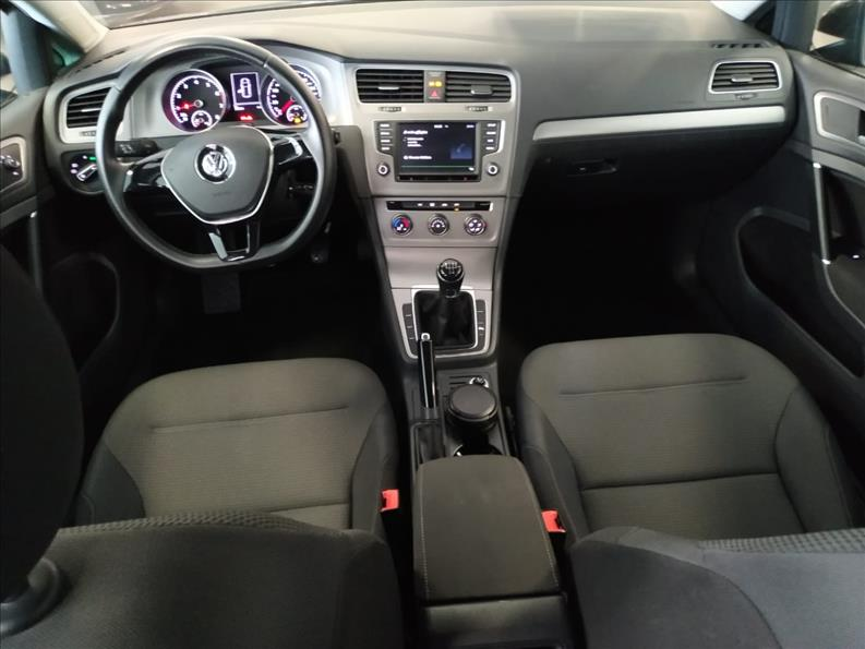 2016 Volkswagen GOLF 1.6 MSI Comfortline 16V
