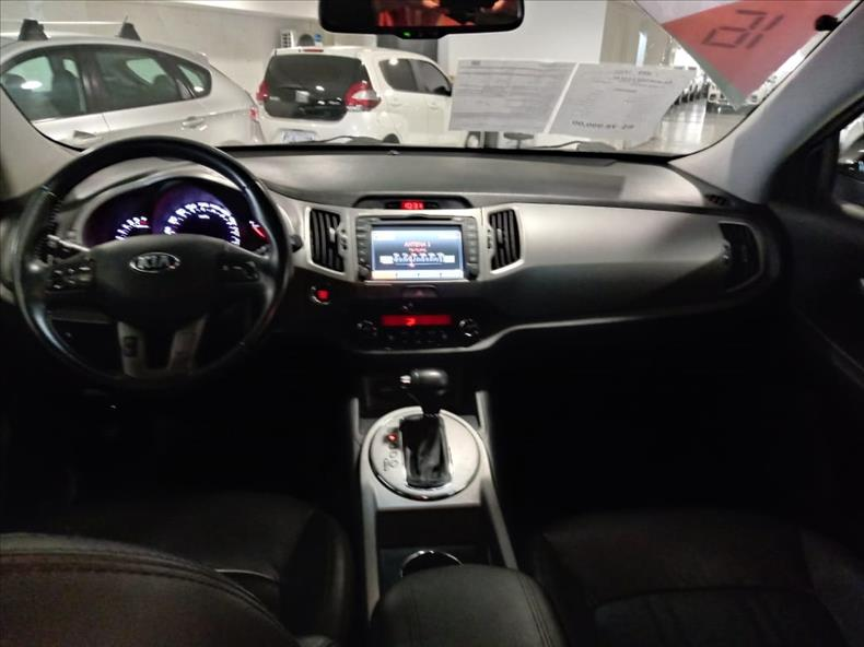 2016 Kia SPORTAGE 2.0 EX 4X2 16V