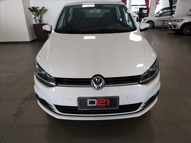 2016 Volkswagen FOX 1.6 MSI Comfortline 8V