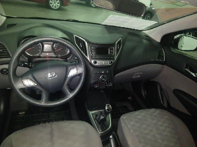 2016 Hyundai HB20S 1.6 Comfort Style 16V