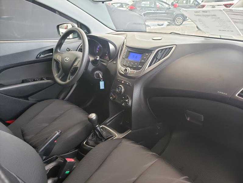 2015 Hyundai HB20 1.0 Comfort Plus 12V