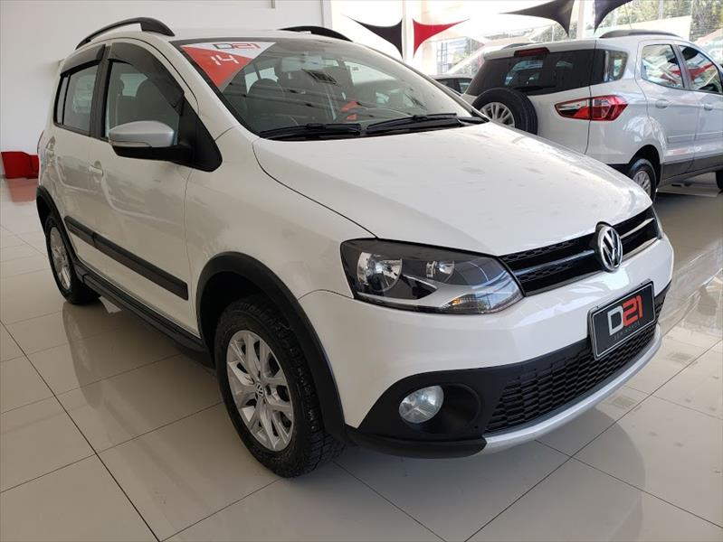 2014 Volkswagen CROSSFOX 1.6 MI 8V