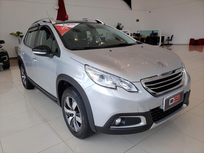 2019 Peugeot 2008 1.6 16V Crossway