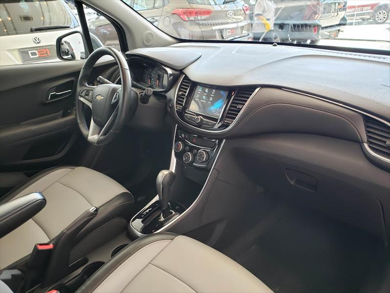 2017 Chevrolet TRACKER 1.4 16V Turbo LTZ