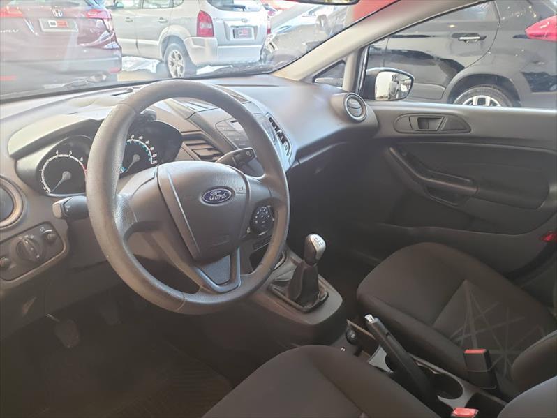 2014 Ford FIESTA 1.5 S Hatch 16V