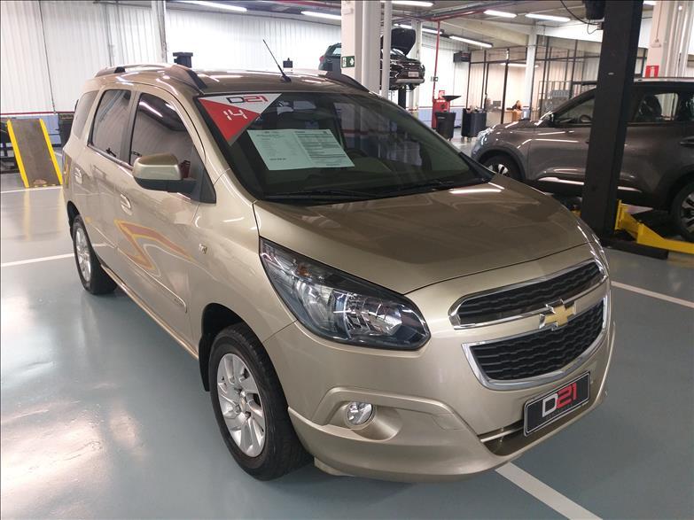 2014 Chevrolet SPIN 1.8 LTZ 8V
