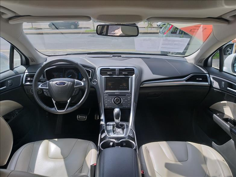 2015 Ford FUSION 2.0 Titanium AWD 16V