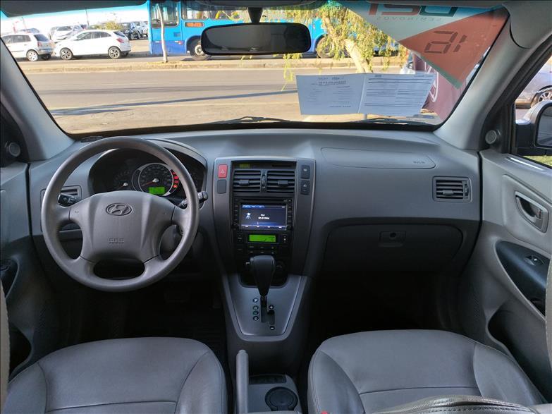 2016 Hyundai TUCSON 2.0 MPFI GLS 16V 143cv 2WD