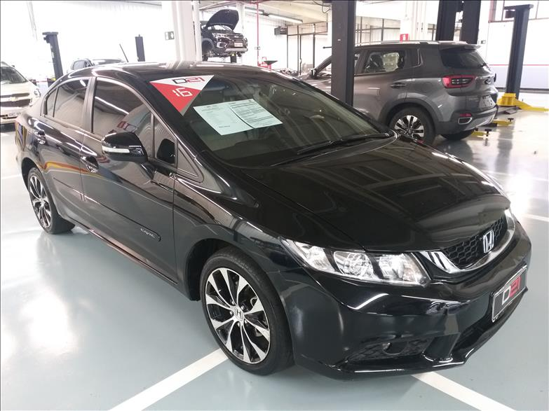 2016 Honda Civic 2.0 LXR 16V