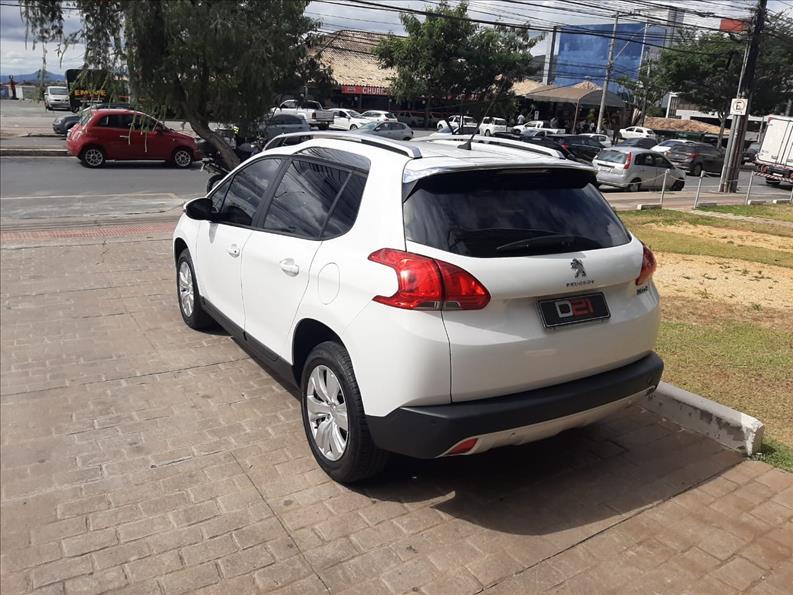 2016 Peugeot 2008 1.6 16V Allure