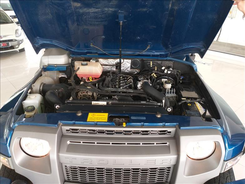 2016 Troller T4 3.2 XLT 4X4 20V Turbo Intercooler