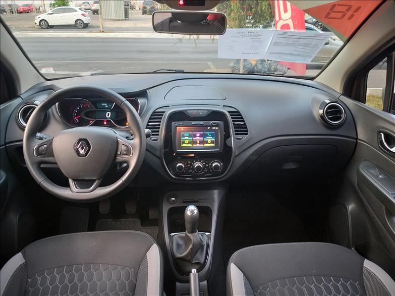2018 Renault CAPTUR 1.6 16V SCE ZEN