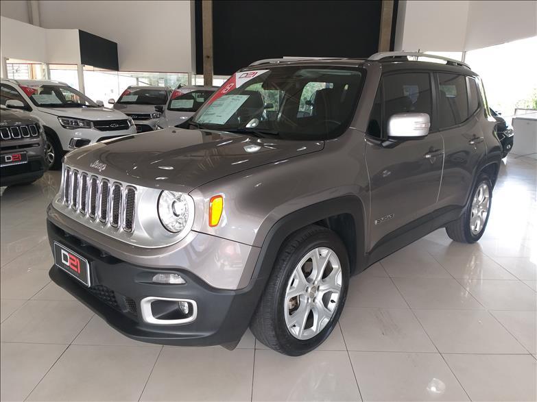2018 Jeep RENEGADE 1.8 16V Limited