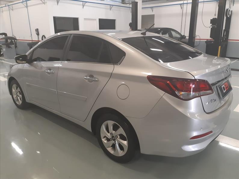 2016 Hyundai HB20S 1.6 Premium 16V
