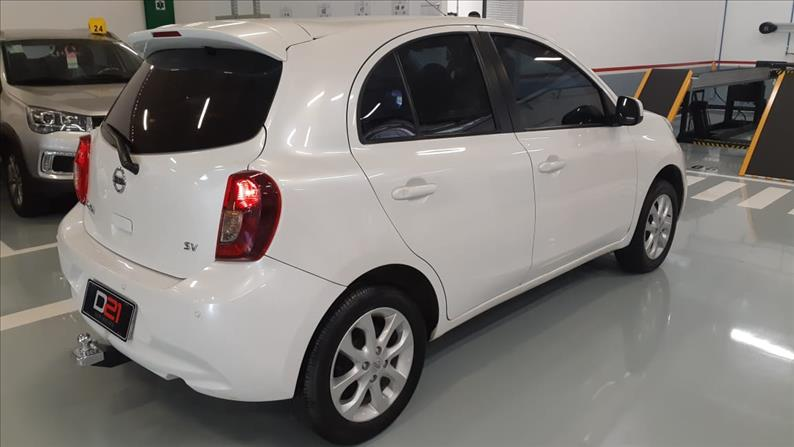 2016 Nissan MARCH 1.0 S 12V