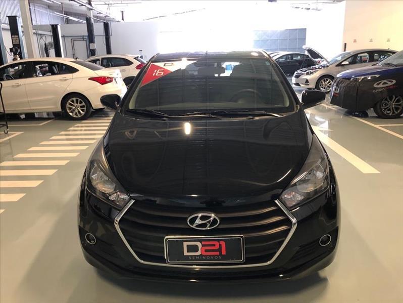 2016 Hyundai HB20 1.6 Comfort Plus 16V