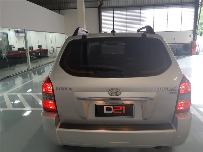 2017 Hyundai TUCSON 2.0 MPFI GLS 16V 143cv 2WD