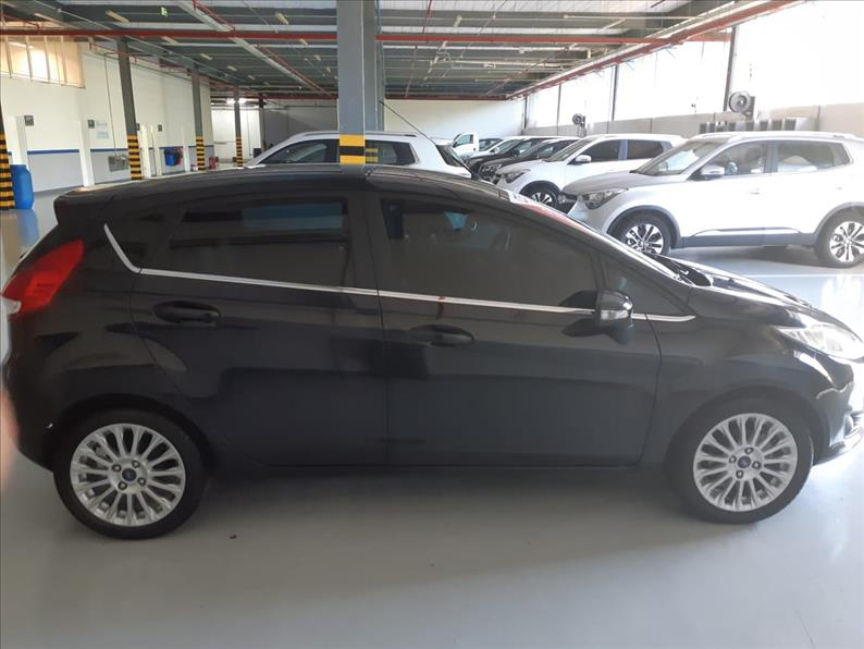 2017 Ford FIESTA 1.6 Titanium Hatch 16V