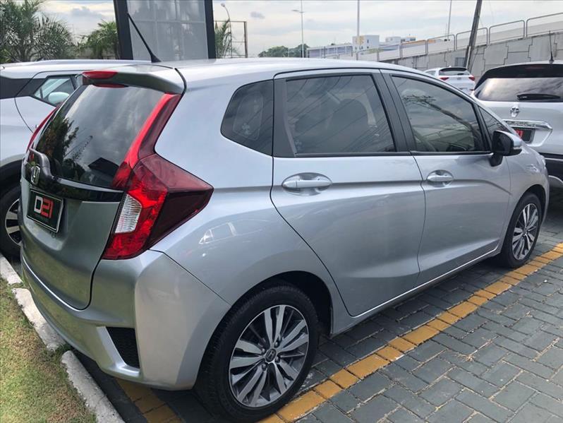 2017 Honda Fit 1.5 EX 16V