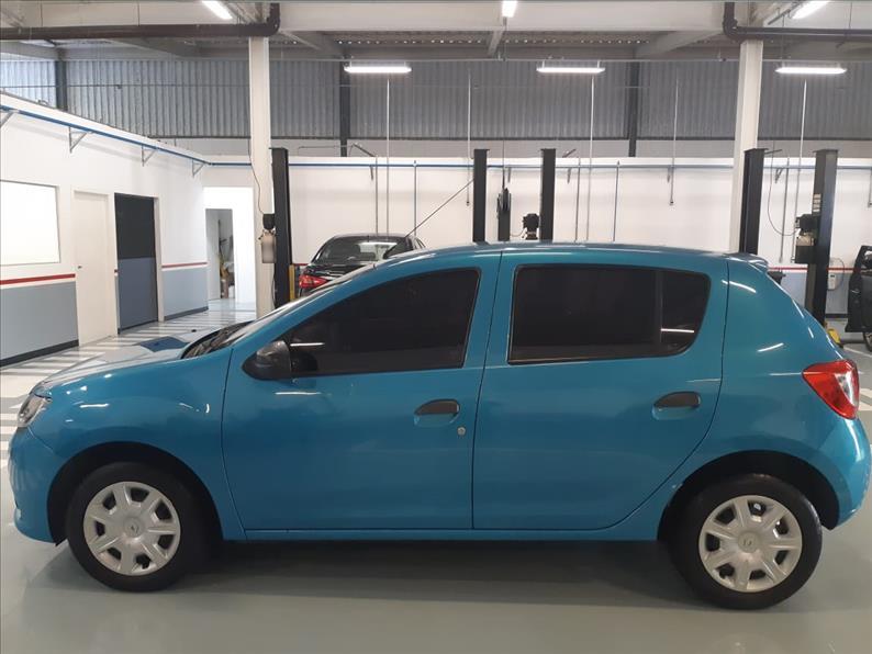 2016 Renault SANDERO 1.0 Authentique 16V