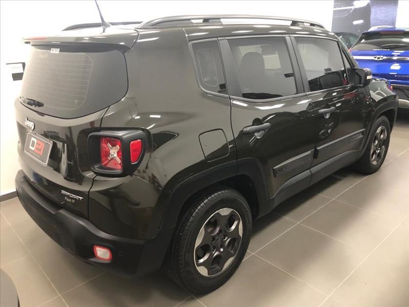 2017 Jeep RENEGADE 1.8 16V Sport