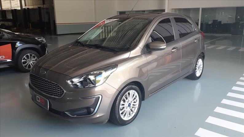 2019 Ford KA 1.5 Ti-vct Titanium