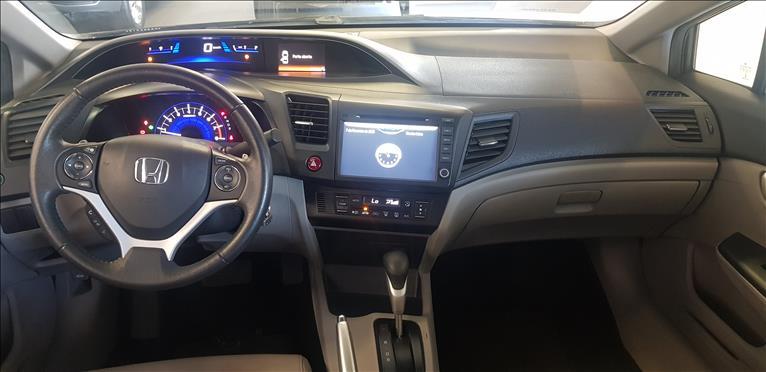 2015 Honda Civic 2.0 LXR 16V