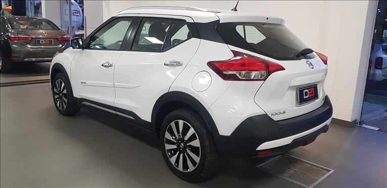 2019 Nissan KICKS 1.6 16vstart SL