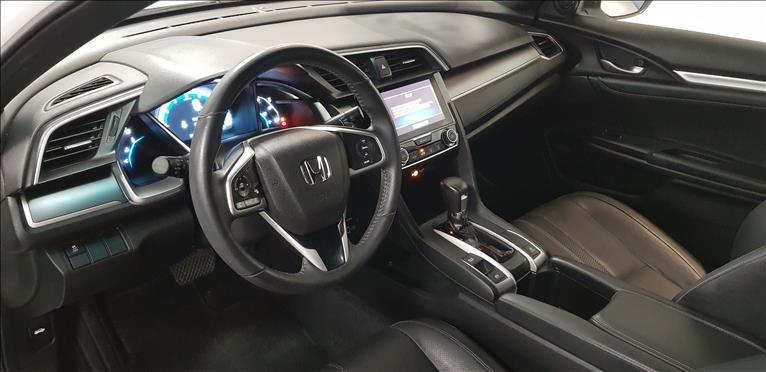 2017 Honda Civic 2.0 16vone EXL