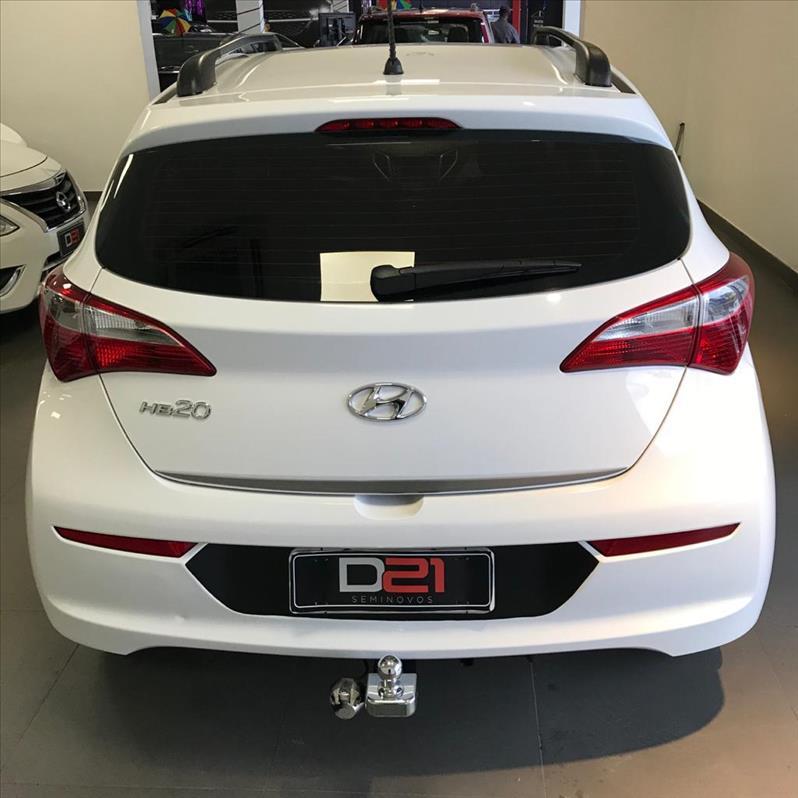 2016 Hyundai HB20 1.0 Comfort 12V