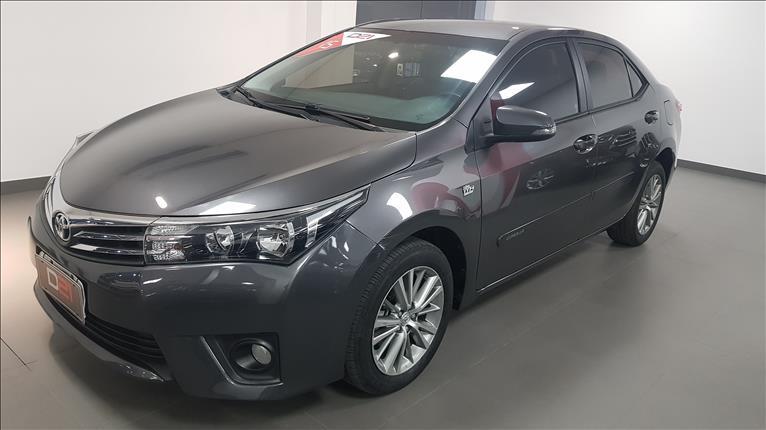 2015 Toyota COROLLA 2.0 XEI 16V