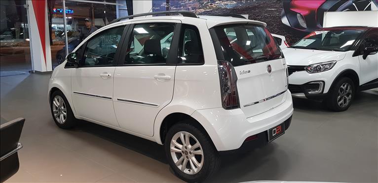 2014 FIAT IDEA 1.6 MPI Essence 16V