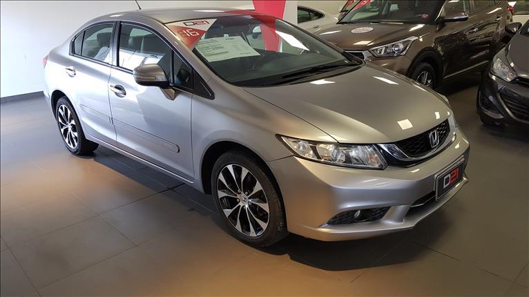 2016 Honda Civic 2.0 LXR 16V