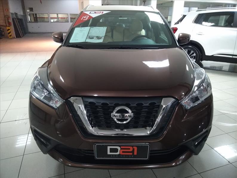 2019 Nissan KICKS 1.6 16vstart SV