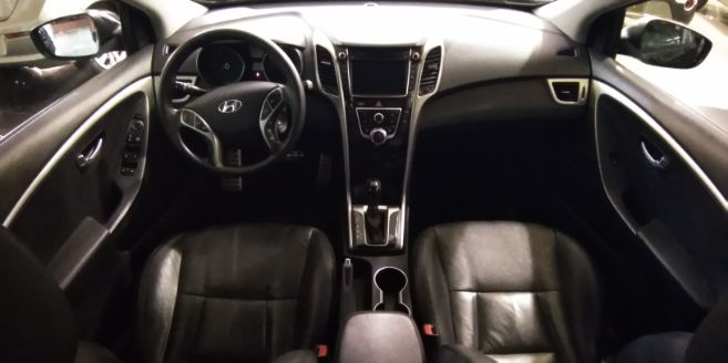 2013 Hyundai I30 1.6 MPFI 16V