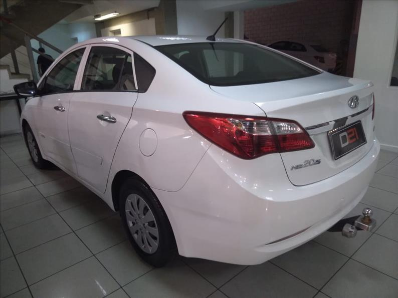 2014 Hyundai HB20S 1.0 Comfort Plus 12V