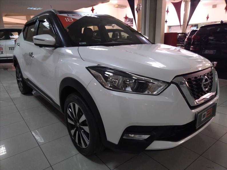 2018 Nissan KICKS 1.6 16V SL