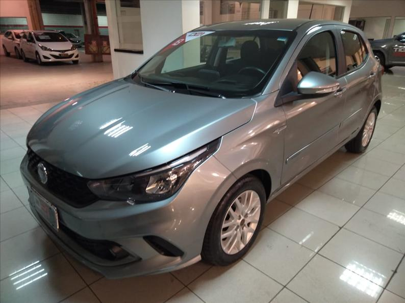 2018 FIAT ARGO 1.8 E.torq Precision AT6
