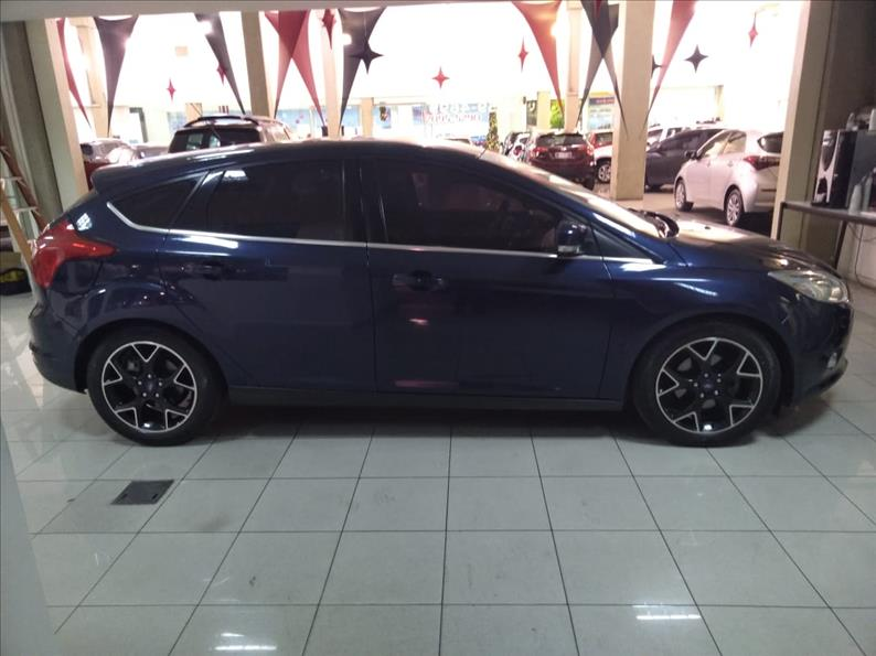 2014 Ford FOCUS 2.0 Titanium Hatch 16V