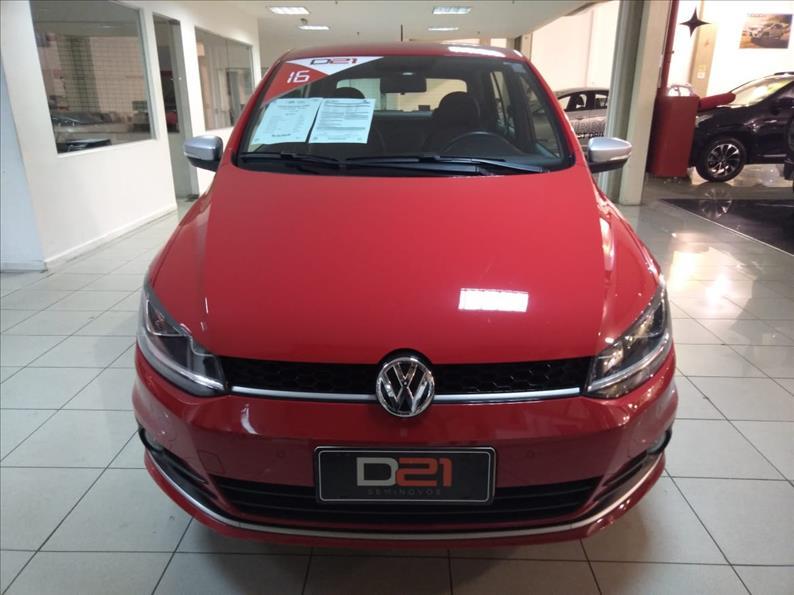 2016 Volkswagen FOX 1.6 MI Rock IN RIO 8V