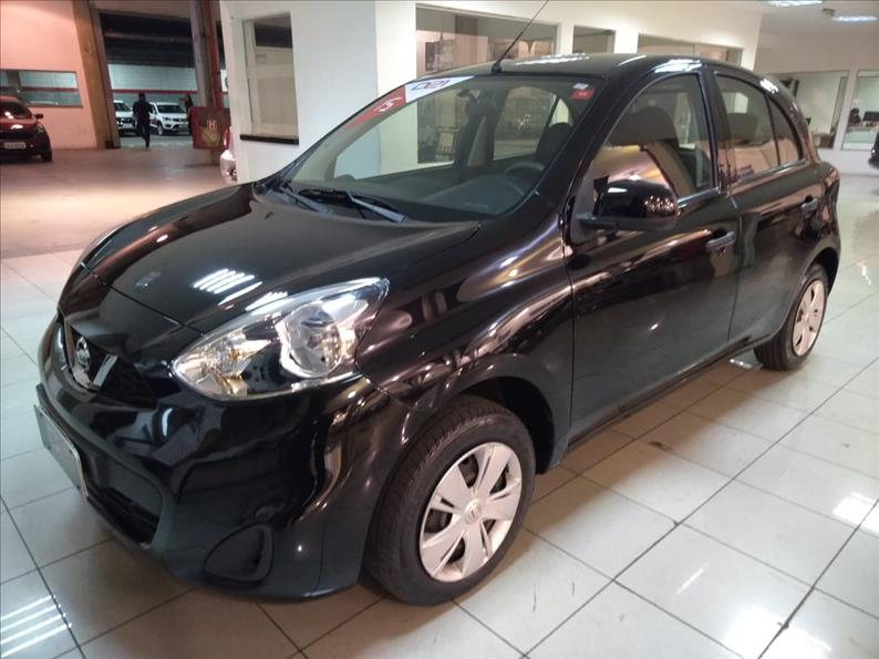 2015 Nissan MARCH 1.0 S 12V