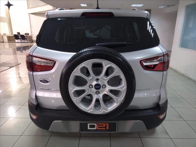 2019 Ford ECOSPORT 2.0 Direct Titanium