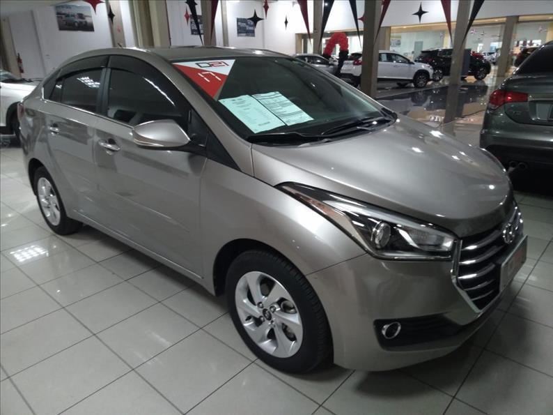 2017 Hyundai HB20S 1.6 Premium 16V