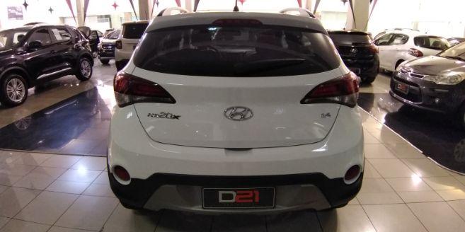 2018 Hyundai HB20X 1.6 16V Style