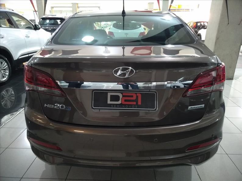 2016 Hyundai HB20S 1.6 Comfort Plus 16V